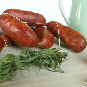 Embutido - Chorizo casero